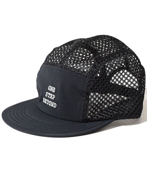 Beyond Mesh Cap Black