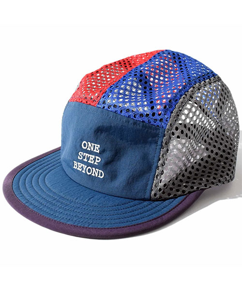Beyond Mesh Cap Blue