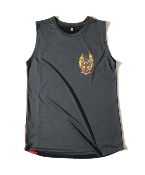 Pride Sleeveless T Black